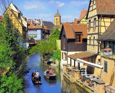 Pourquoi il fait beau à Colmar en Alsace ?