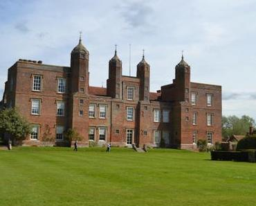 Melford Hall and Holy Trinity Church