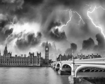 Thursday thunder: brexit pantomime