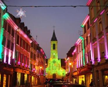 Les plus belles illuminations de Noël en Alsace-Lorraine