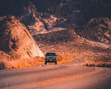 Valley of Fire : toute la beauté du désert à 1h30 de Las Vegas!