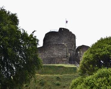Mardi tourisme: Launceston Castle