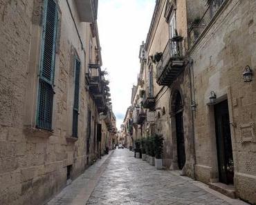 Visiter Lecce dans les Pouilles en Italie