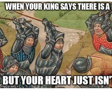 Apprendre moyennement l'histoire anglaise en s'amusant: épisode 10