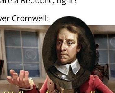 Apprendre moyennement l'histoire anglaise en s'amusant, épisode 22