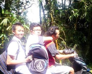 Ubud stories #12 : Bali sous un mauvais jour, la campagne et les rizières