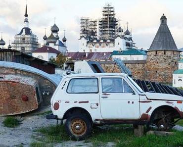 Kremlin et pomoïka