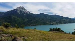 lacs Serre-Ponçon St-Apollinaire
