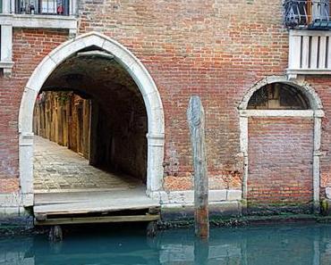 V comme Venise vide