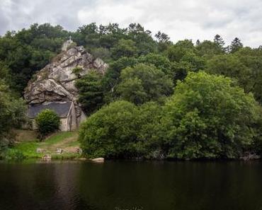 Instameet dans le Centre Morbihan : La chapelle de Saint-Gildas