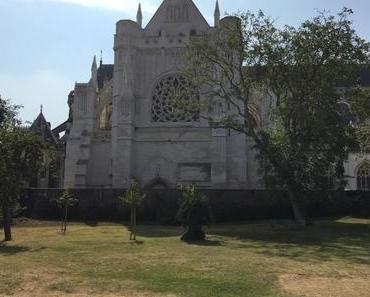 Staycation: la cathédrale de Saint Omer