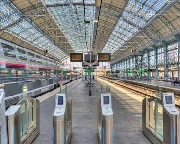Les passagers du train, top 10