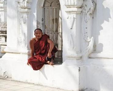Touristes en Birmanie