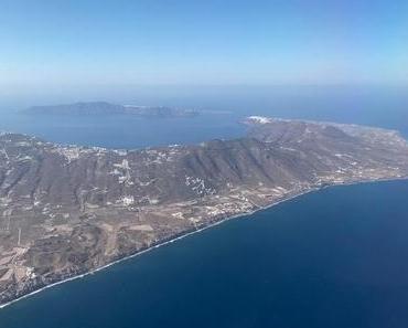 San(torin) d'encre : carnet de voyage aux Cyclades