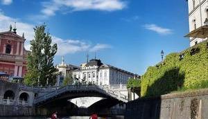 choses faire voir Ljubljana Slovénie