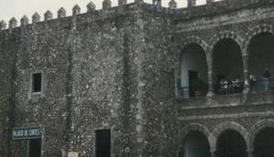Mardi tourisme: palacio Cortes