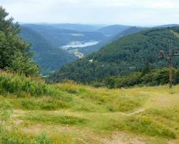 La Vallée des Lacs : Visite des 3 lacs vosgiens