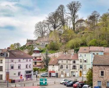Epinal : Balade-découverte dans la vieille-ville