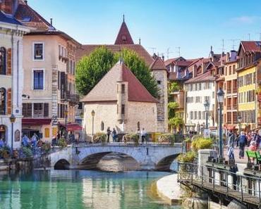 15 Sites à Découvrir Autour d'Annecy