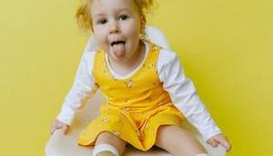 fille Changement comportement enfants