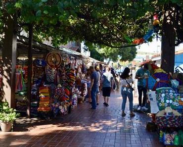Olvera Street, parenthèse mexicaine dans El Pueblo