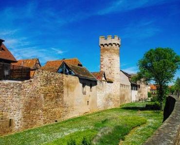 Les 40 plus belles portes fortifiées d'Alsace