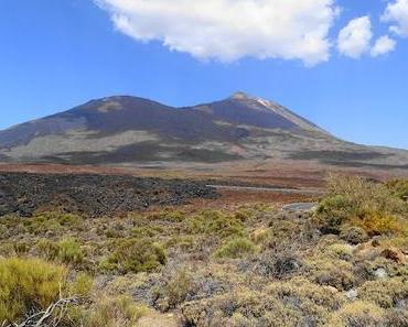 A la découverte du parc national du Teide